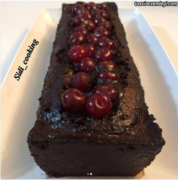 کیک چاکوچری