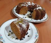 طرز تهیه کیک شیره خرما و ارده بدون شکر و روغن (کیک رژیمی)