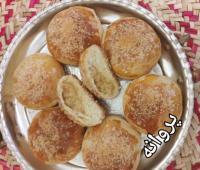 نان عسل و نارگیل