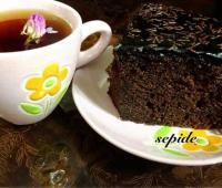 کیک خیس براونی
