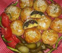 نان کوکو سبزی