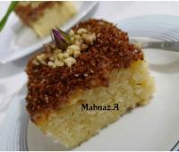 کیک شنی عربی