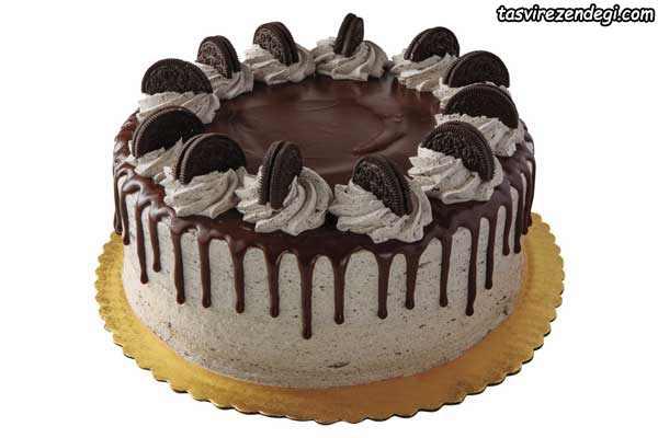 کیک اورئو , دسر اورئو