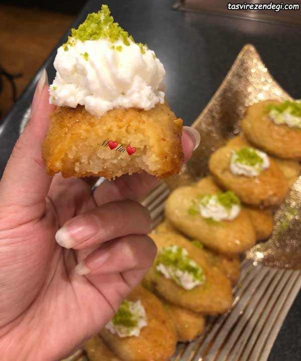 شیرینی شربتی ایرمیک