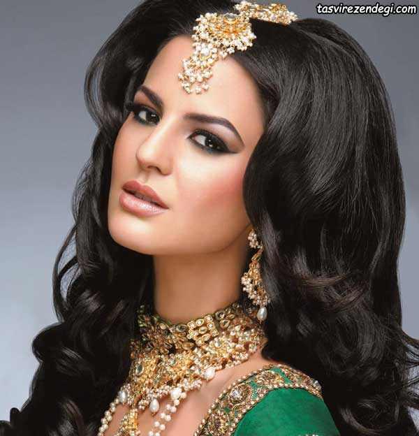 زیبایی موی زنان هندی