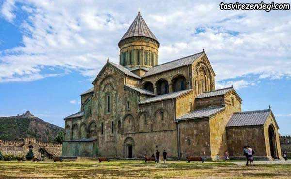 متستخا سفر به گرجستان