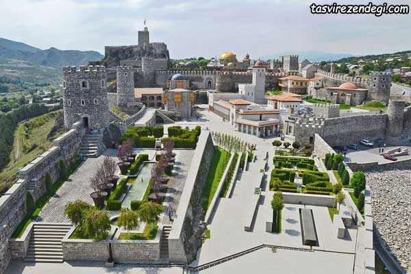 قلعه رباتی سفر به گرجستان