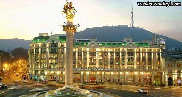 میدان آزادی سفر به گرجستان