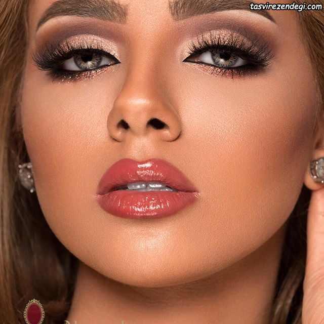 آرایش عربی , آرایش خلیجی
