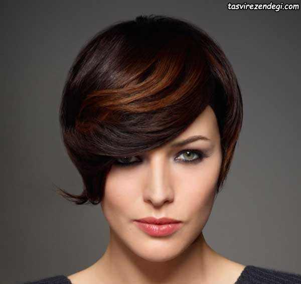 مدل موی کوتاه زنانه