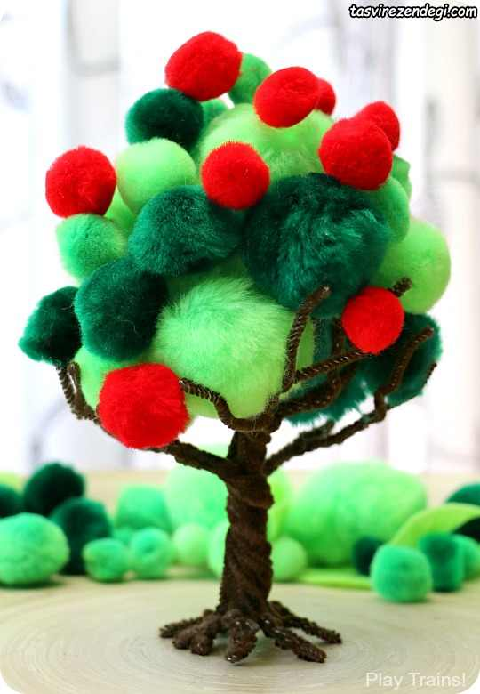 درختی از منگوله
