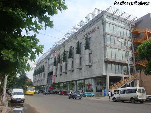 مرکز خرید کارواسلا