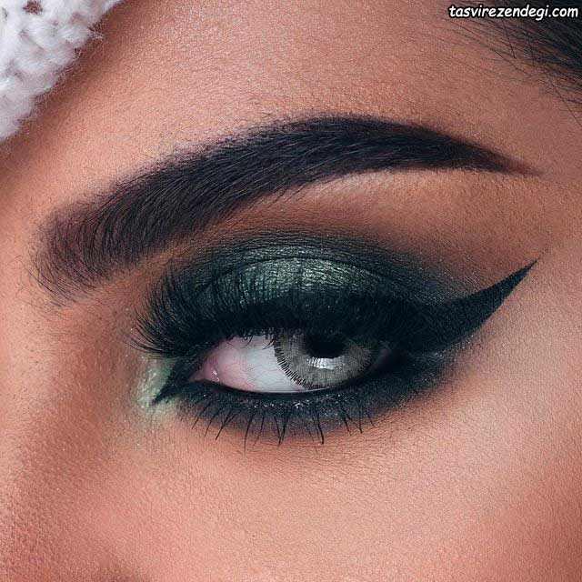 آرایش چشم عربی
