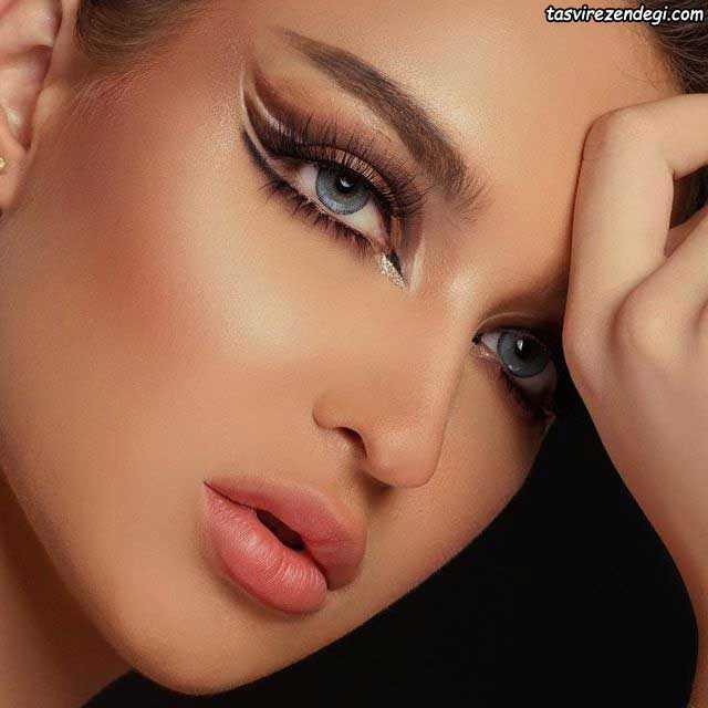 آرایش عروس خلیجی