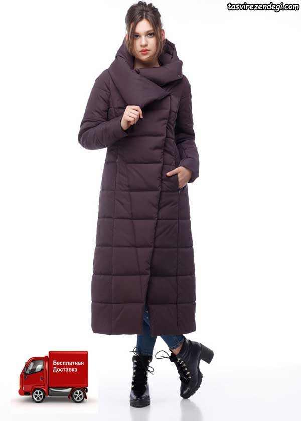 مدل پالتو زنانه و دخترانه بلند