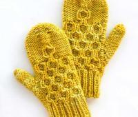 دستکش بافتنی یک انگشتی
