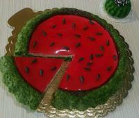 چیز کیک اسفناج