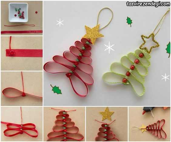 آویز تزیین درخت کریسمس