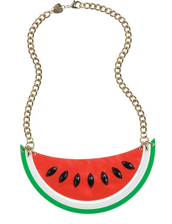 گردن بند هندوانه