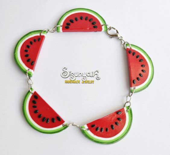 دستبند هندوانه