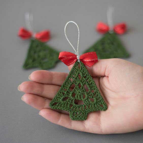 آویز درخت تزیینات کریسمس