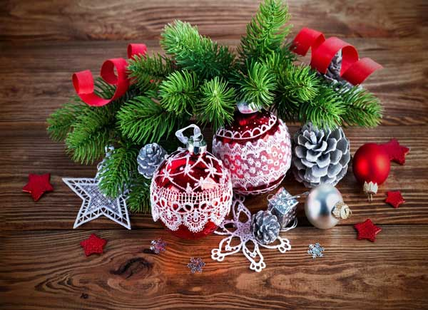 عکس پروفایل کریسمس