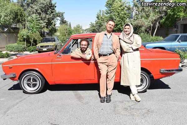 سارا بهرامی , رضا عطاران , جواد عزتی