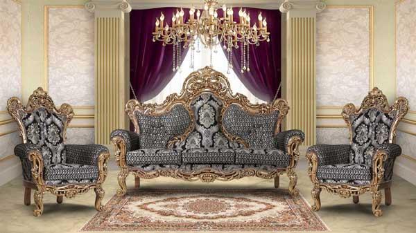 مبل سلطنتی