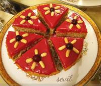 کیک لبو , سس لبو