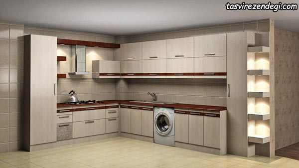 دکوراسیون جدید برای آشپزخانه
