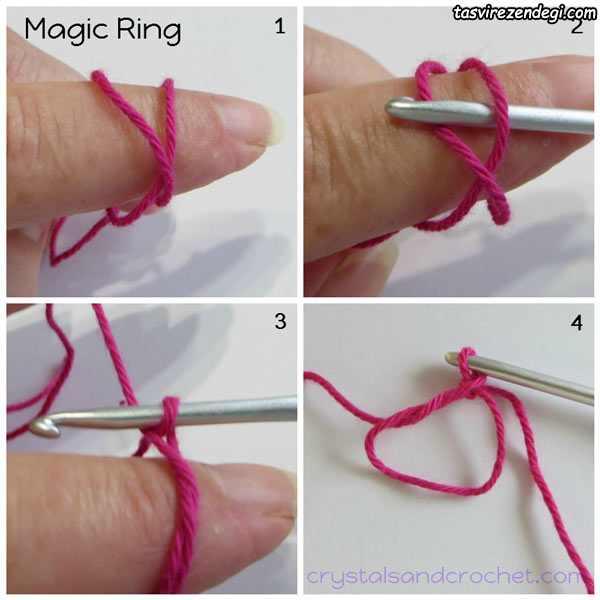 حلقه جادویی , Magic Ring