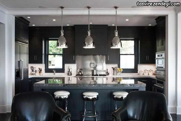 طراحی و چیدمان آَشپزخانه