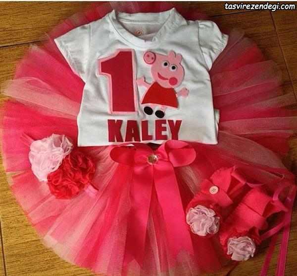 لباس بچگانه دخترانه عید نوروز 98