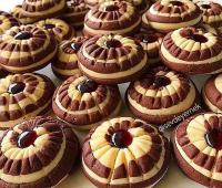 قرابیه حلزونی شیرینی عید
