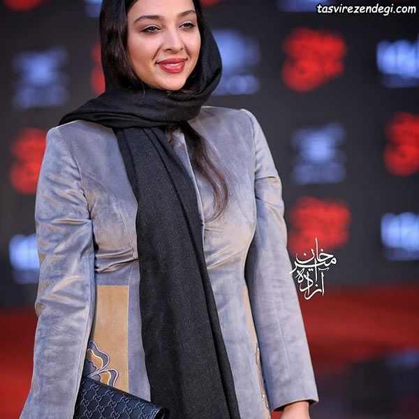 آناهیتا درگاهی , مدل لباس هنرمندان جشنواره فیلم فجر
