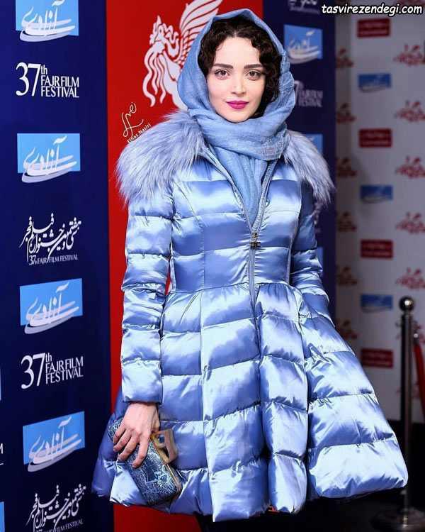 بهنوش طباطبایی در جشنواره فیلم فجر