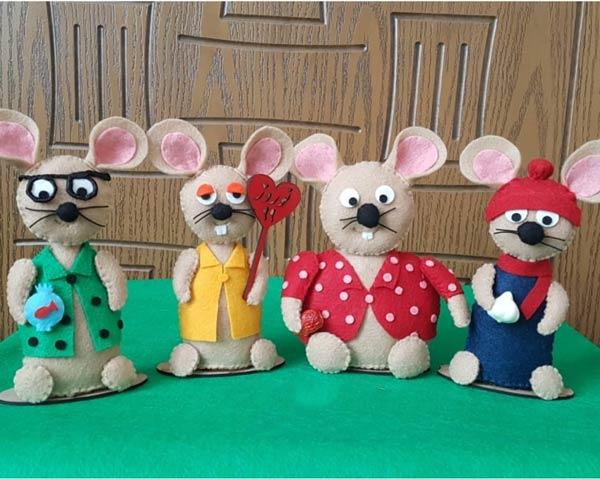 گیفت موش