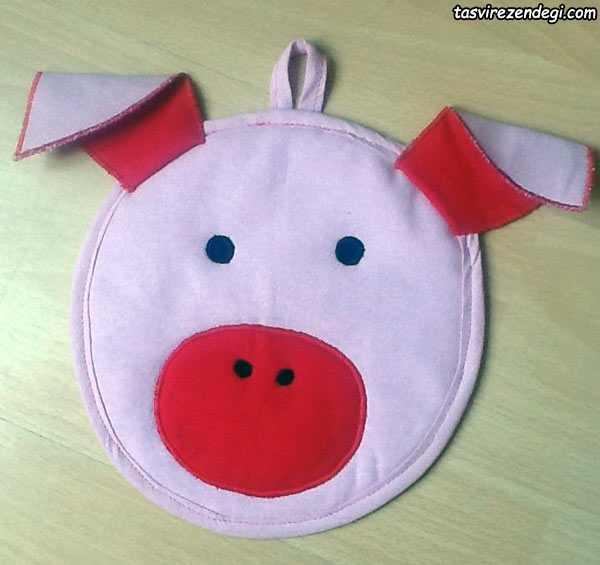 دستگیره آشپزخانه خوک