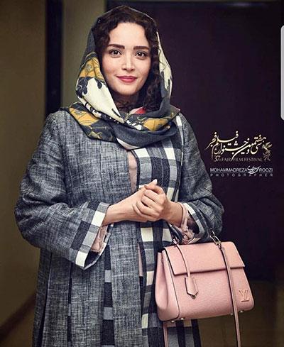 مدل لباس هنرمندان در جشنواره فیلم فجر بهمن ۹۷