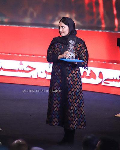 الناز شاکردوست در جشنواره فیلم فجر