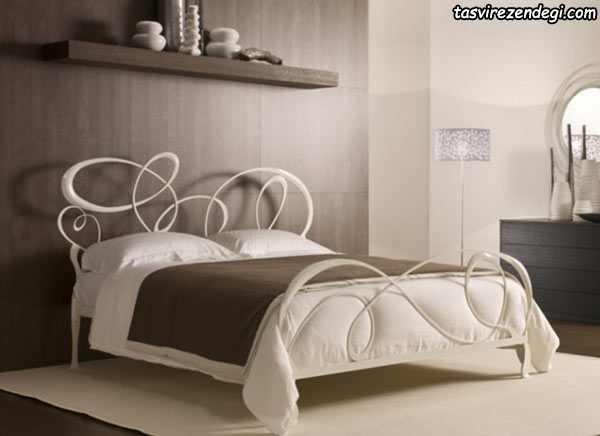 تختخواب فلزی دو نفره