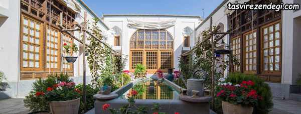 خانه کیانپور اصفهان