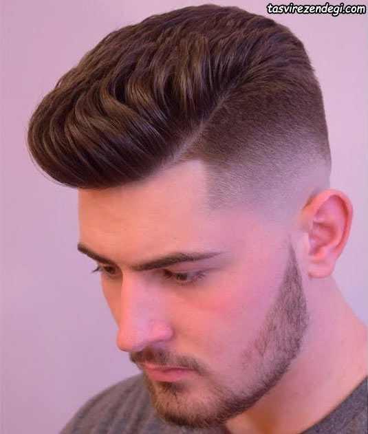 مدل کوتاهی موی پسرانه
