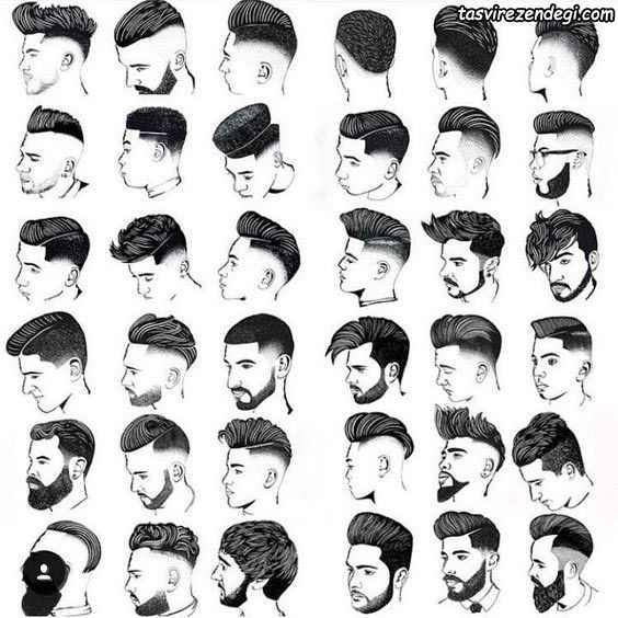 مدل کوتاهی مو برای مرد