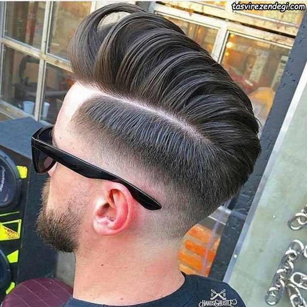 مدل مو مردانه پسرانه