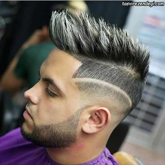 مدل مو پسرانه فشن