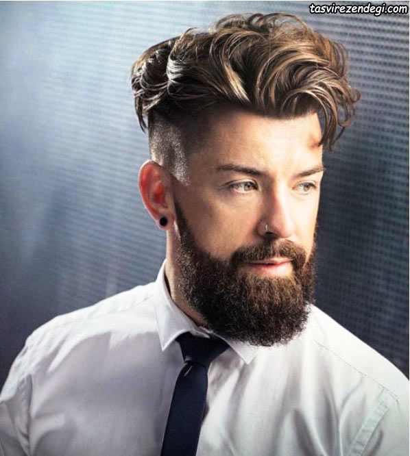 مدل مو پسرانه مردانه