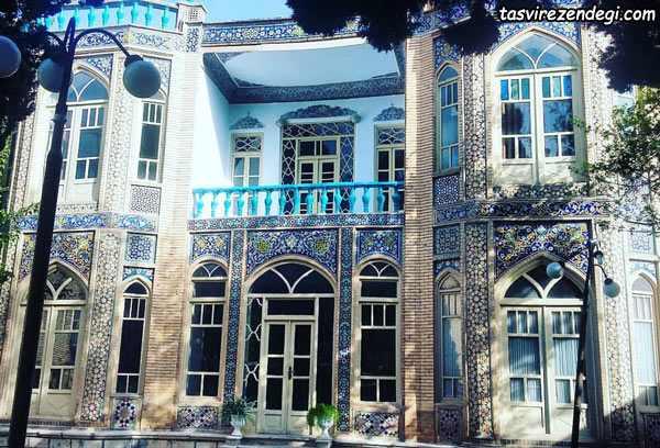 خانه امینی اصفهان