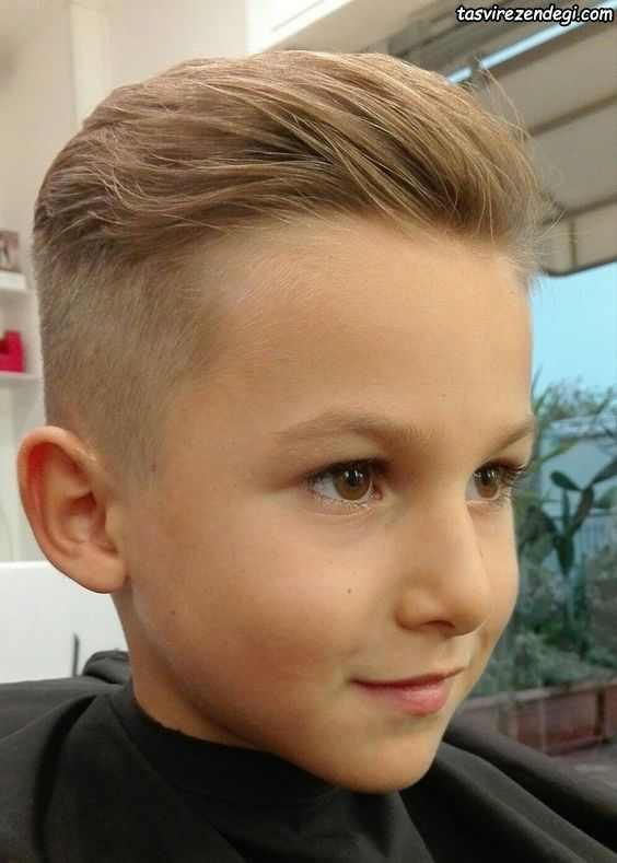 مدل موی آلمانی بچه