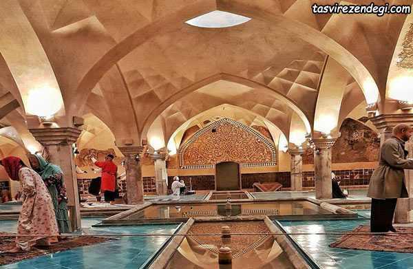 حمام رهنان اصفهان